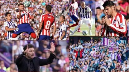 Estas escuadras se han enfrentado en 32 ocasiones, siendo el Atlético de Madrid predominante en victorias, suman 20 partidos ganados y cuatro empates.