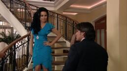 Teresa estafa a Fernando y termina con él