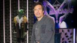Miguel Ángel Fox destaca la labor de Televisa para innovarse con programas como ¿Quién es la Máscara?
