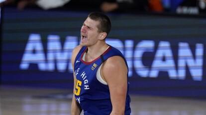 Nikola Jokic, cerca del Olimpo de la NBA