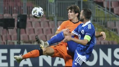 Bosnia y Holanda reparten puntos en la UEFA Nations League