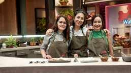 La familia Merino comparte los momentos más estresantes que vivieron durante la preparación de su menú