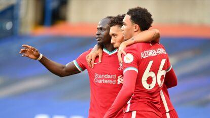 ¡Gran triunfo del Liverpool!