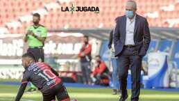 ¡Cauto y analítico! Así vivió Aguirre su vuelta a la Liga BBVA MX
