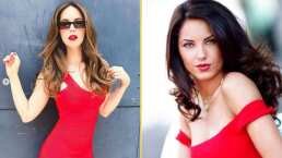 Camila Sodi asegura que Bárbara Mori le dio la bendición para interpretar a 'Rubí'