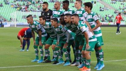 En goleada el Santos suma tres puntos y el Veracruz amplía su racha sin conocer la victoria.<br />