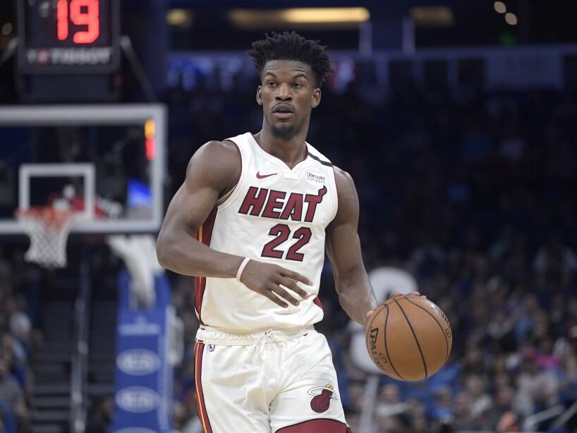Heat Magic Basketball