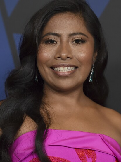 Yalitza Aparicio logró una nominación al Oscar por su personaje de 'Cleo' en la película 'Roma' del director mexicano, Alfonso Cuarón, pero... ¿cómo era su vida antes de ser actriz? ¡Descúbrelo!