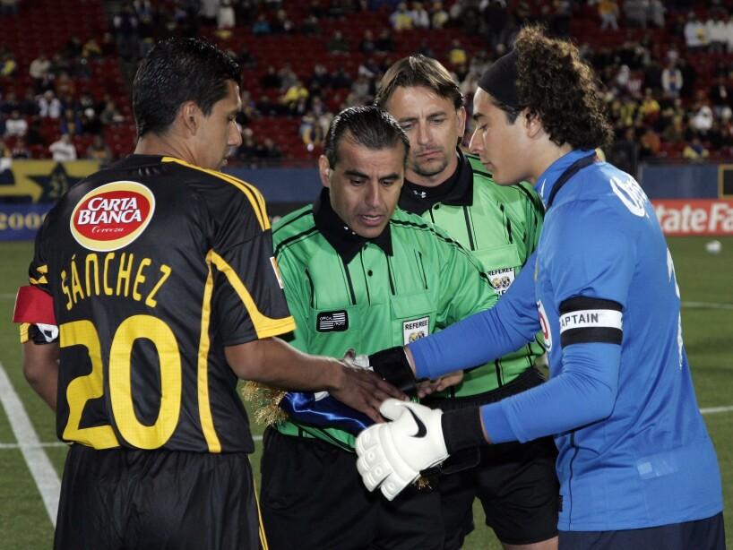 INTERLIGA 2009 OCHOA