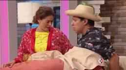 Comedia en HOY Galilea Montijo y El Costeño