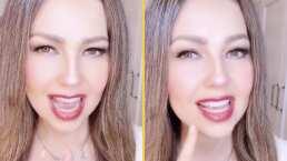 """""""No pierdas la calma"""": Thalía compartió emotivas palabras con sus seguidores"""