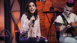 Sandra Echeverría habla de lo más difícil de sacar adelante su carrera musical