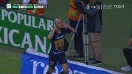 ¡Convierte meteorito en gol! Anotación de cabeza de Carlos González