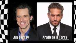 DGeneraciones: ¿Arath de la Torre se parece a Jim Carrey o a George Clooney?