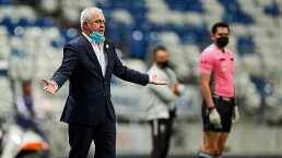 Vasco aclara el 'castigo' para Rayados en los entrenamientos