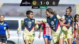 Resumen | América llegará a Guadalajara con ventaja de 1-0