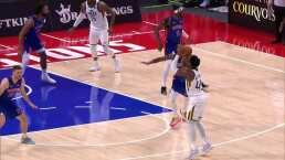 Este 10 de enero hubo de todo en la NBA y estas son las mejores jugadas