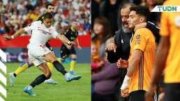 'Chicharito' brilló y Jiménez no marcó: contrastes en la Europa League