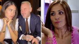 Sharon Fonseca parodia a 'Federica P. Luche' y le arma un tremendo berrinche a Gianluca Vacchi