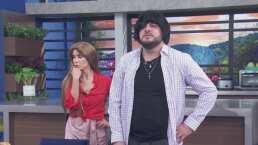 """Paul Stanley parodia a Danilo Carrera y Andrea Escalona a Michelle Renaud: """"Eres una interesadota"""""""