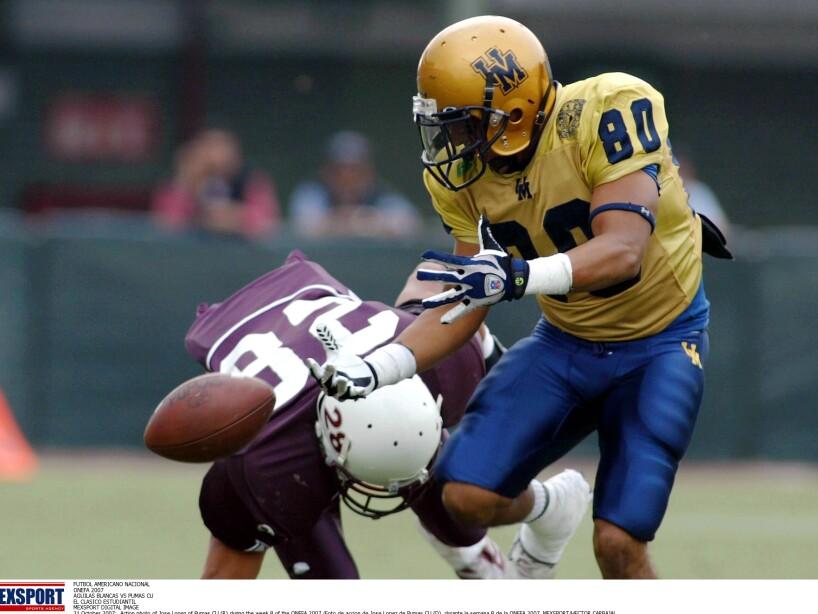 Poli-UNAM, un clásico de rivalidad apasionante en la ONEFA