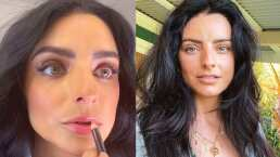 ¡No es colágeno! Aislinn Derbez comparte un trucazo para tener labios más atractivos