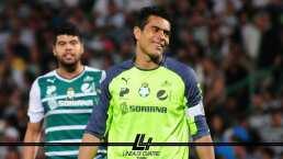 Por estas razones, Oswaldo Sánchez tomo la oferta para jugar en Santos