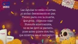 ¡Se acerca 'La Calaca'! Las calaveritas literarias de la Liga BBVA MX