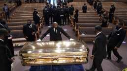 Funeral de George Floyd con presencia de los Houston Texans