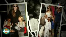 ¿Protagonistas incómodos ante el rompimiento de Jolie-Pitt?