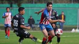 Con 'Pollo' Briseño y Ronaldo Cisneros, Chivas Sub-20 vence a Juárez