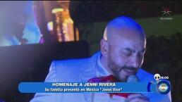 """Homenaje a Jenni Rivera: """"Jenni Vive"""""""