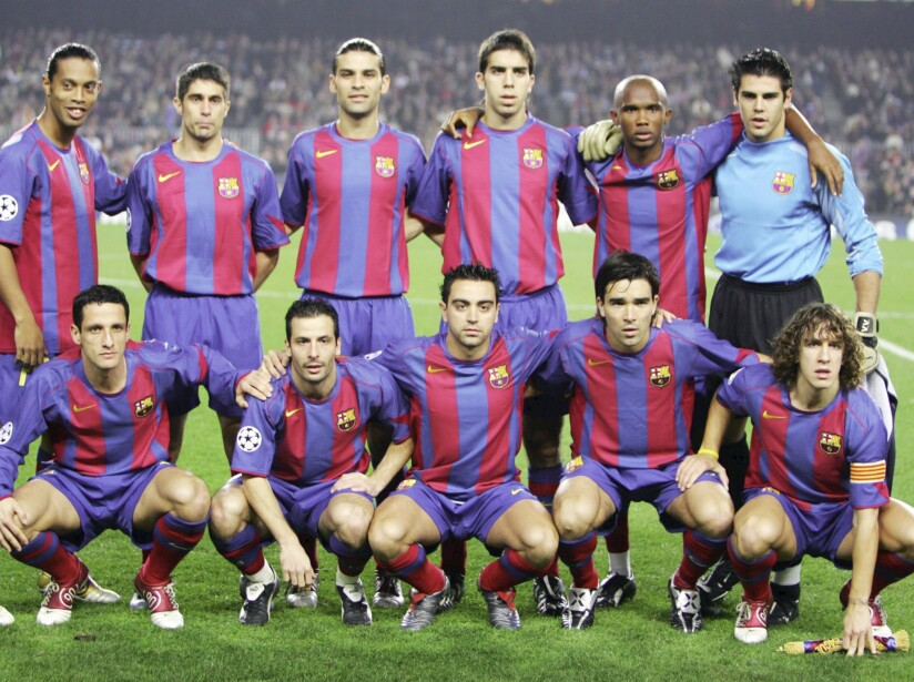 FB: CL 04/05, FC Barcelona-Celtic Glasgow 1:1