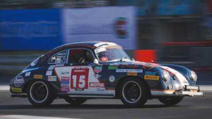 La carrera con un día completo de duración recibió a 78 tripulaciones para correr el circuito 'Gran Premio'