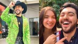 Alann Mora compartió un divertido tiktok con su novia, 'Tag de la pareja sin vergüenza'