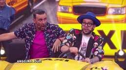Faisy se voló los topes en 'El Taxi' y la Familia Disfuncional imitó a varios famosos