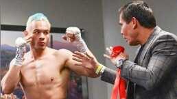 Chávez explota contra el Junior y dice que no peleará si él no quiere