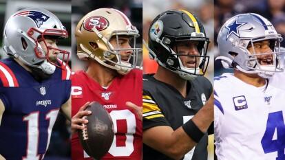 - Recapitulamos sus selecciones del Draft 2020.<br>- Según sus movimientos de agencia libre ¿Qué les espera?<br>- En orden ascendente, la proyección de la Temporada 2020 en la NFL.</br></br>