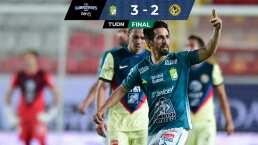 "León vence de ""local"" al América en Aguascalientes"