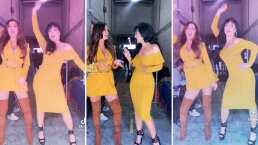 Maribel Guardia y Marisol González le ponen sabor a TikTok con bailecito