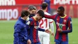 Malas noticias para el Barça previo a enfrentar al PSG