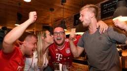 El COVID-19 causa temor en fans del Bayern Múnich