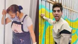 Mauricio Garza espantó a su trabajadora doméstica para demostrarle que él siempre está de buen humor