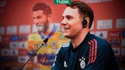 Manuel Neuer sabe del peligro de Gignac y lo quiere lejos del área