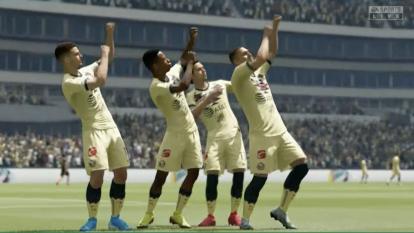 Gio dos Santos condujo al América rumbo a la victoria en el partido de ida efectuado en el Estadio Azteca donde las Águilas vapulearon 5-1 al Wolverhampton de Raúl Jiménez.