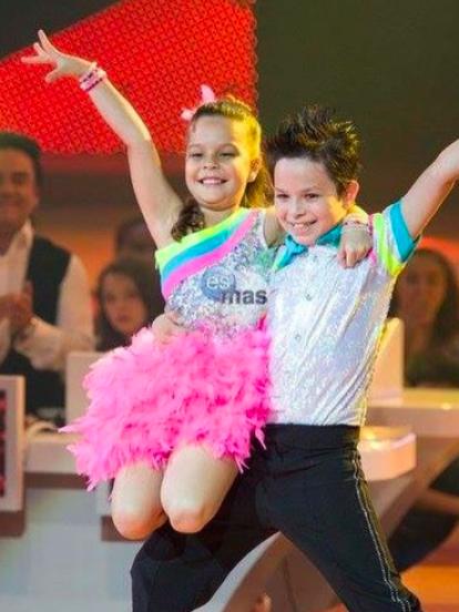 Hace 10 años, Michelle Gómez formó parte de la primera generación de 'Pequeños Gigantes', como parte del equipo 'Los Superpeques', donde junto a David Díaz brilló con su talento para bailar. A continuación, te contamos qué fue de esta talentosa joven.