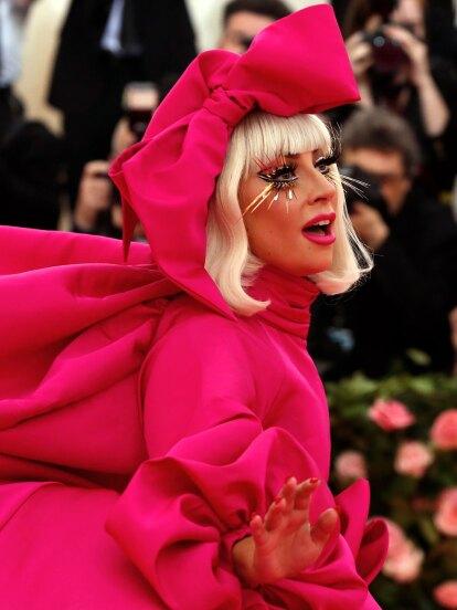 Decenas de celebridades se dieron cita en el Museo Metropolitano de Arte de Nueva York el 6 de mayo, en la gala anual que organiza la editora de Vogue, Anna Wintour.