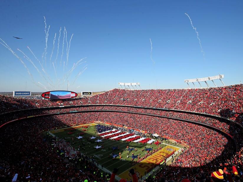AFC Championship - Tennessee Titans v Kansas City Chiefs