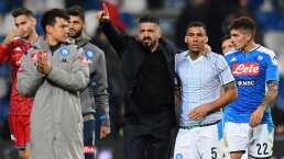 Napoli, el más goleador en la última década en la Serie A