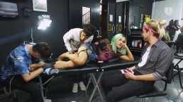 Así Somos: 'Los Jonas Vloggers' se tatúan como símbolo de su amistad